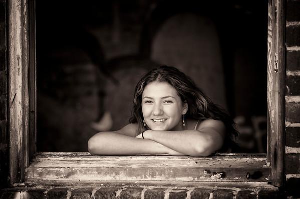 Portrait - Marina