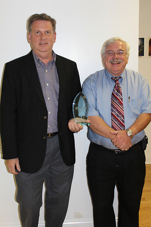 Record of Service Awards - September 2011