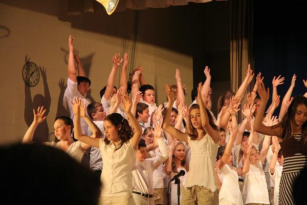 Taylor's Concert 2007