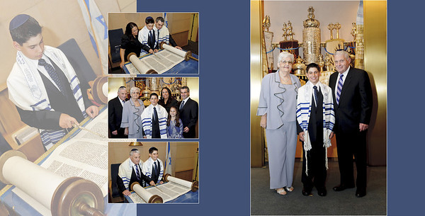 Album - Marc's Bar Mitzvah
