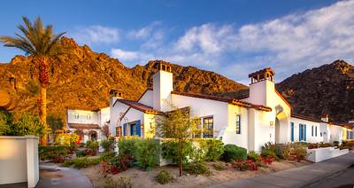 Palm Springs - La Quinta condo complex