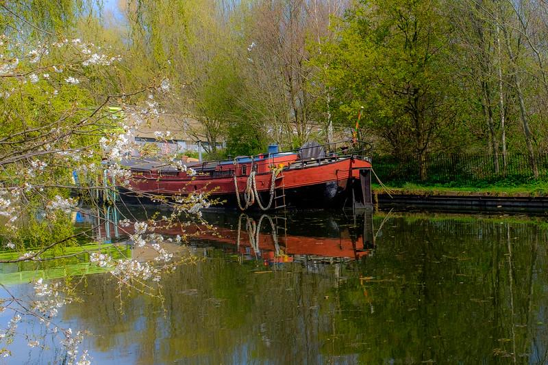 River Lea - East London