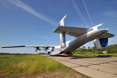 """Antonov An-22 """"Antei"""" NATO reporting name """"Cock"""