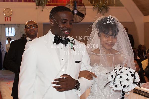 Mr. & Mrs. James & Cierra Bufford