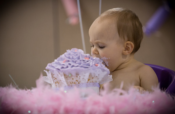 Harper's First Birthday