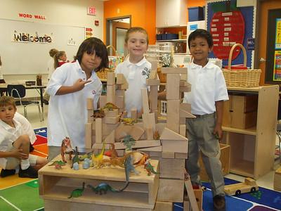 2009-2010 Kindergarten Rectangles