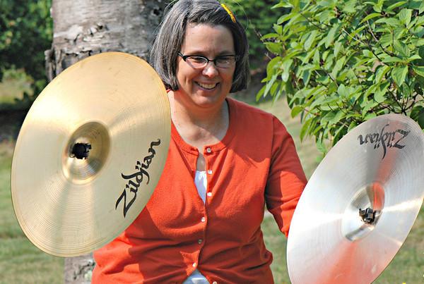 2013 08 18: Carla, Cymbals
