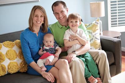Swank Family- Spring 2013