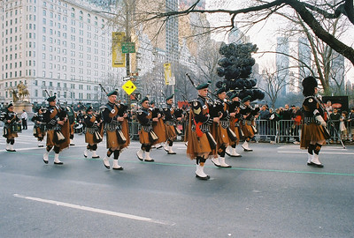 Celtic Cross Pipes and Drums