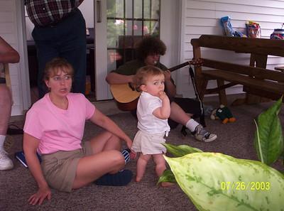 Family Reunion 2003