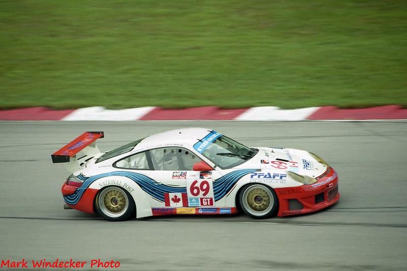 ... Porsche 996 GT3-R