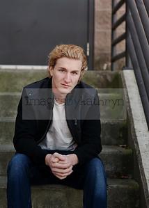 Jonah McVay Senior 2015