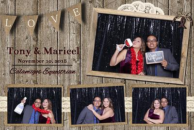 Tony & Maricel's Wedding