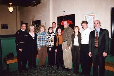 1-21-2004 Chairman & President Department Dinner