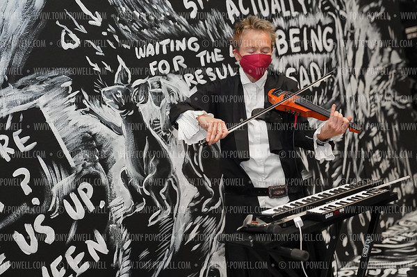 Hirshhorn Laurie Anderson Performance & Preview