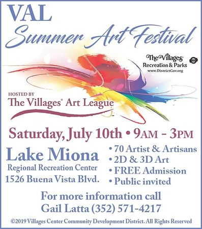 VAL Summer Show