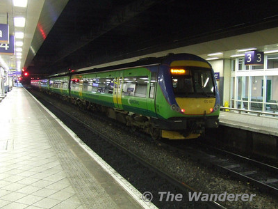 UK Trip: Farewell to the Wessex Electrics Class 442's