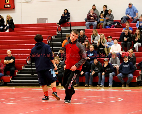 19 V Wrestling vs IR