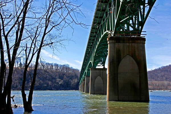 Biggsman's Bridges and Historical Monuments