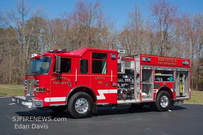 Northfield Fire Co. (Atlantic County NJ) New Engine 65