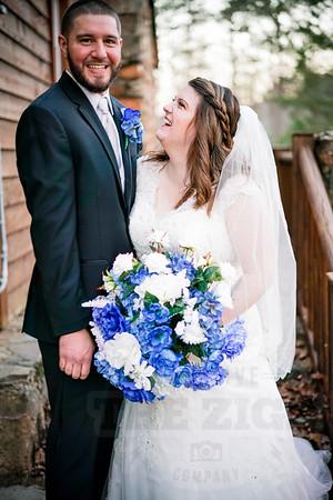 Lauren + Drake's Wedding