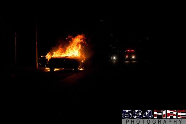 LAFD - Auto Fire - 9-29-11