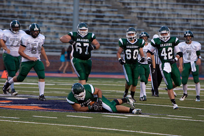 Lewisburg vs. Hughesville Football