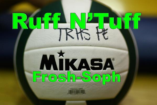 2009 Ruff N' Tuff (Frosh-Soph) 10/05/09