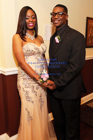 Paris & Makaya Go To Prom 5-8-15