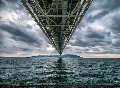 Akashi Kaikyo Bridge, Kobe