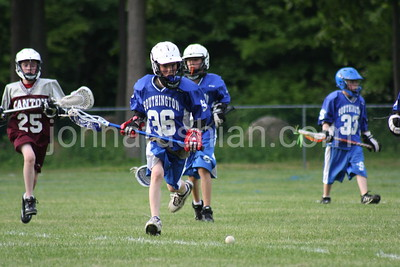 Lacrosse - Canton vs Southington Junior White