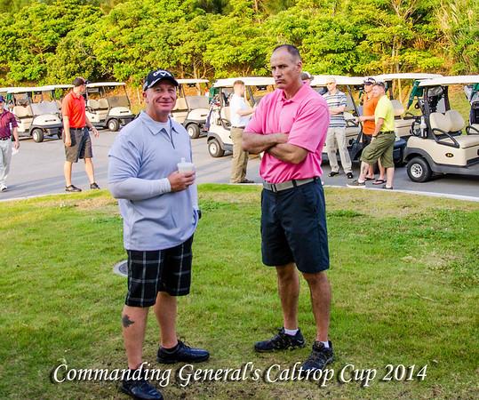 Caltrop Golf Tourney 2014