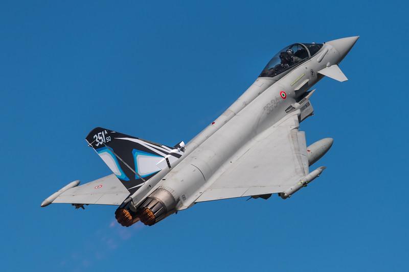 ItAF 36 Stormo / Eurofighter Typhoon F-2000A / MM7312 36-34 / Tigermeet Livery