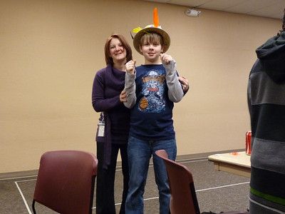 Teen Sawyer, The Big Read Alabama Reads Event (NEA)