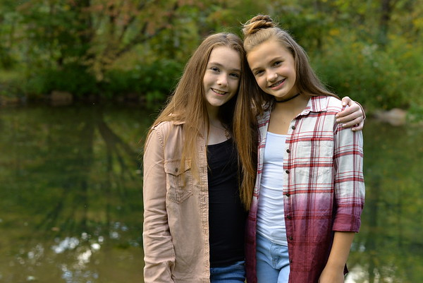 Chloe & Molly - Friends For Life