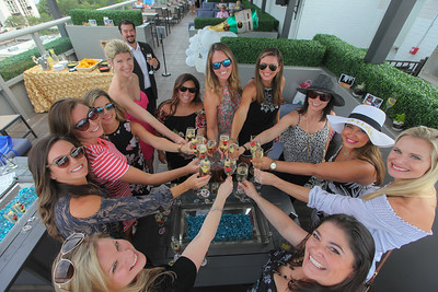 Rebekah's Bachelorette Party