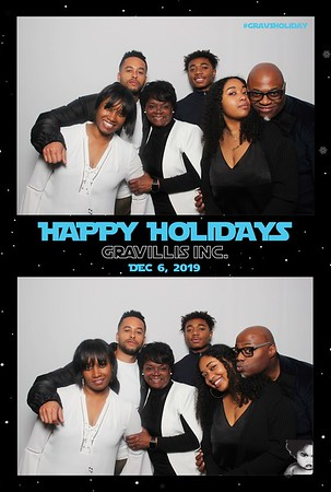gravillis inc holiday party 2019