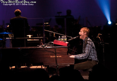 Jack's Mannequin <br> October 6, 2011 <br> The Bushnell  - Hartford, CT  <br> Photos by:  Diana Guay
