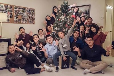 2017-12-17 IUSM Post Xmas Service Dinner