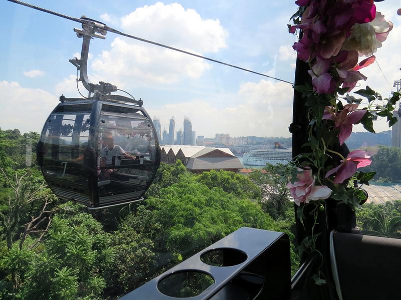 Singapore Cable Car - Singapore