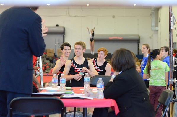 Gymnastics 2012-13