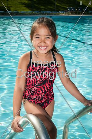 Lake Marion Swim Team 2014
