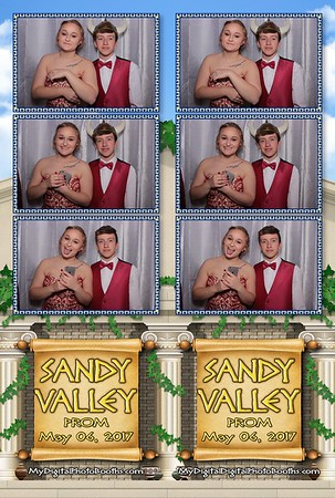 Sandy Valley Prom 2017