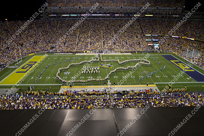 Halftime Performance at LSU - September 25, 2010