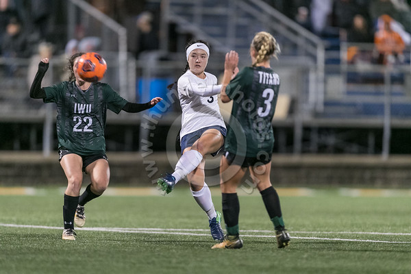 Wheaton College Women's Soccer vs IL Wesleyan, November 3, 2018