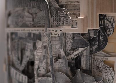 090717 Brian Dettmer: Divided    Weil Gallery