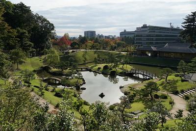 Gyokusen-inmaru Garden, Kanazawa 2018