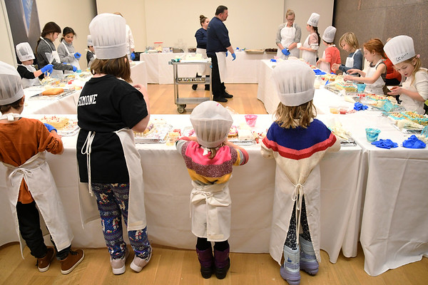 Kids Can Cook at the Clark Art Institute - 122719