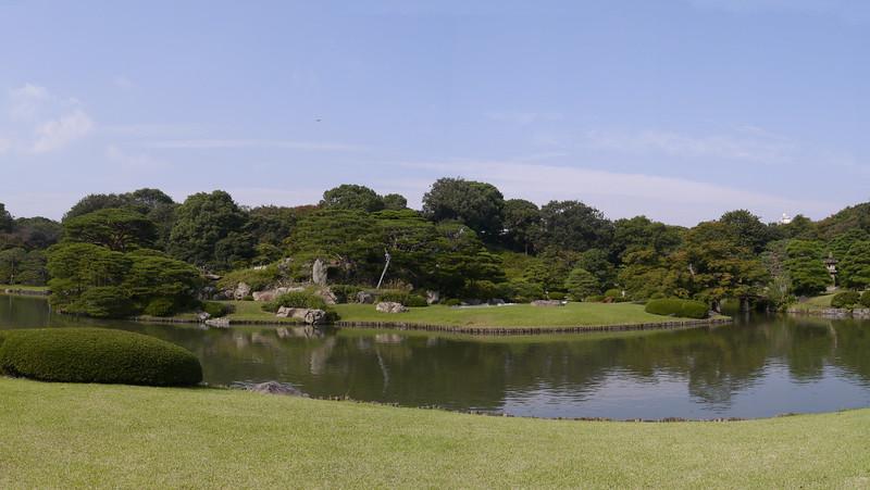 Naka-no-shima island