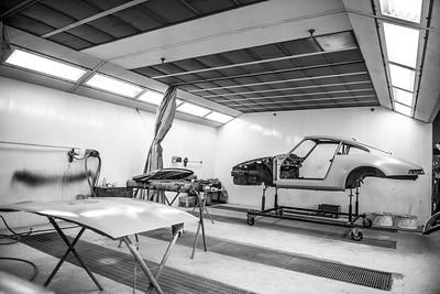 Yannick Porsche Build